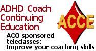 ADHD Coach Continuing Education