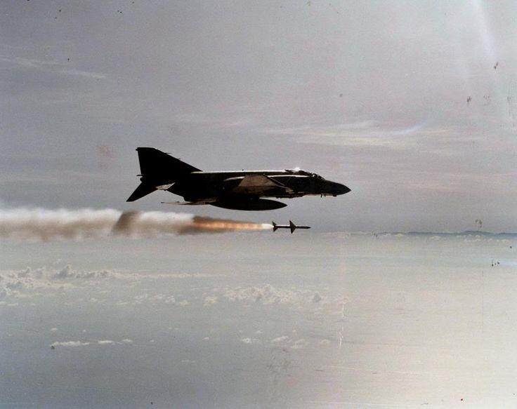 F-4B Phantom II, ALA 12, SPANISH AIR FORCE