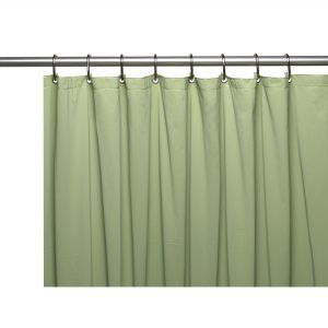 Battenburg Lace Shower Curtain Vinyl