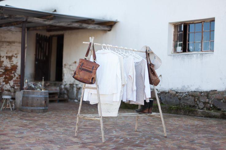 Lath Clothes Rack - @LIFE | shop.kamersvol.com