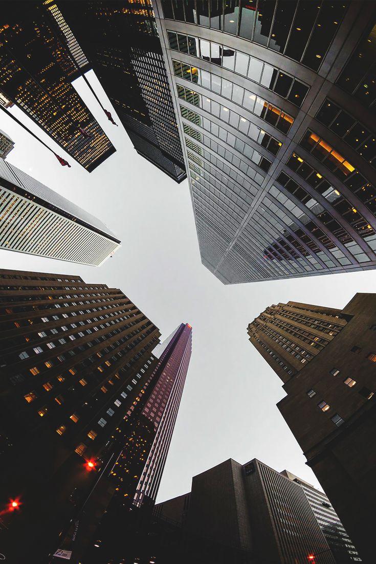 NewYorkCity - Look up, up, up