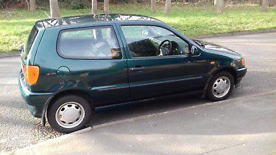 eBay: VW POLO 1.4 CL 1996
