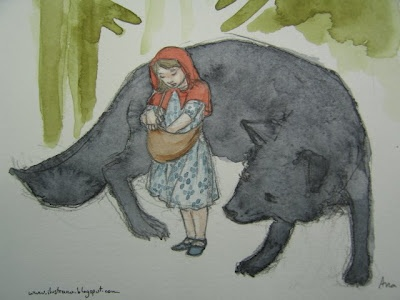 Le Petit Chaperon Rouge - By Ana Oliveira -