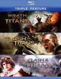 Wrath of the Titans/Clash of the Titans (2010)/Clash of the Titans (1981) [3 Discs] [Blu-ray]