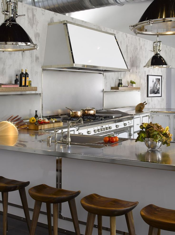 Officine Gullo Presentó en Eurucucina 2014, Sus Nuevos Lujosos Proyectos Para Cocinas Completas