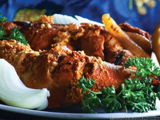 Bhatti Da Murg (Delicious Tandoori Chicken) Recipe