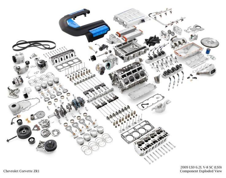 97 best Engines images on Pinterest   Mechanical engineering, Motor ...