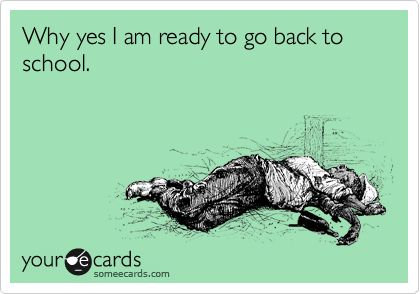 Back to School- Are You Ready? | Top Teachers Smorgasboard ...