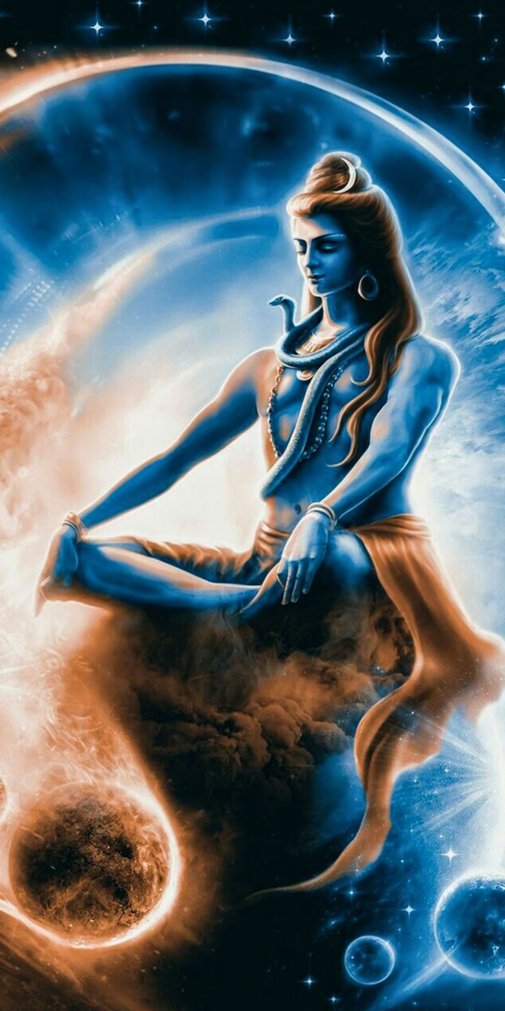 shivan on earth photo in 2020 Lord shiva hd wallpaper