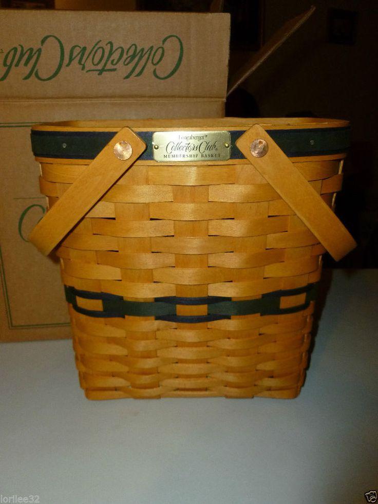32 best images about longaberger baskets on pinterest for Bat box obi