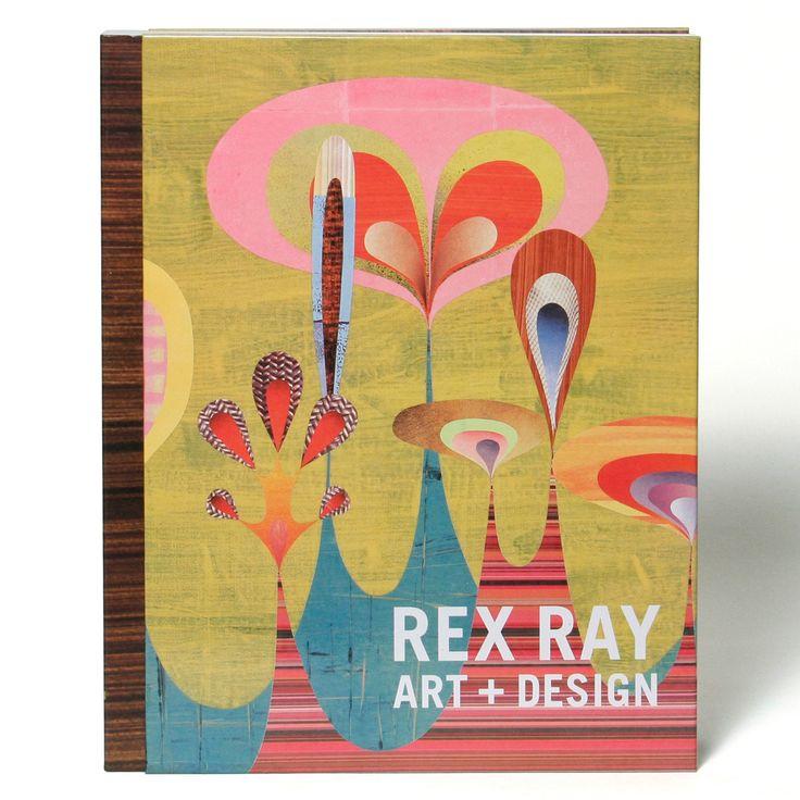 35 rex ray art and design book Art design, Book art, Art