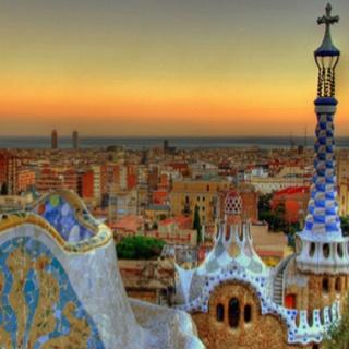 Elk jaar ga ik naar Barcelona