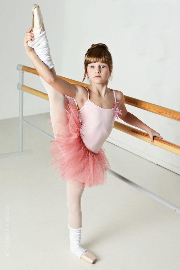 Petite and delanea dancer