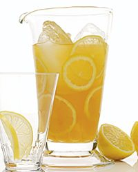 Cajun Lemonade | this cocktail spices up a Pimm's Cup with a splash of Tabasco and a generous dose of rum or vodka