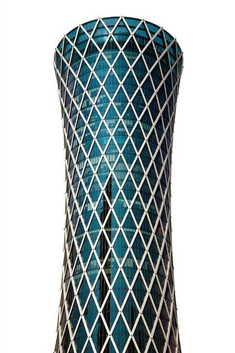 Chris Johnson - Qatar skyline