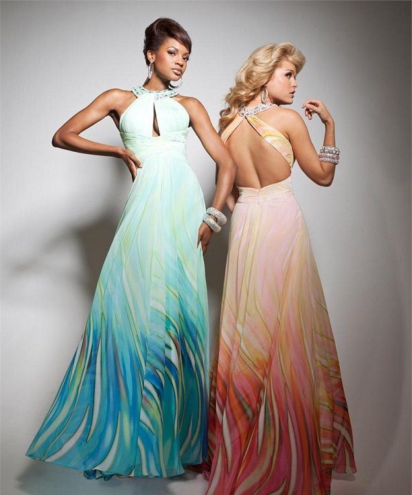 DCT113725 evening dress1 PRINTS... Rock them or Ditch them?