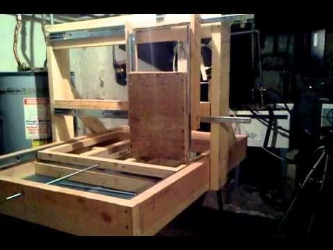 DIY CNC Router Plans : How to Build: 5 Steps