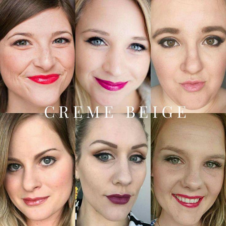 Creme Beige foundation by SeneGence