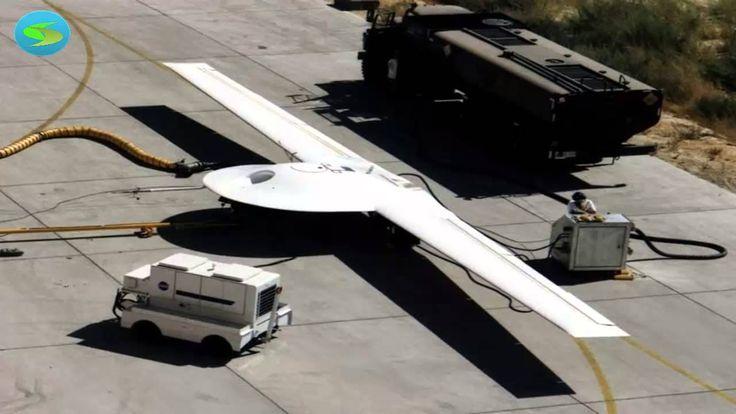 UAV RQ3 DarkStar de la fuerza aérea de los Estados  Unidos, PODERIO ARMADAS