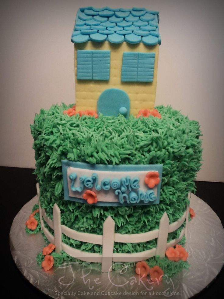 12 best Welcome home cake images on Pinterest | Welcome home cakes ...