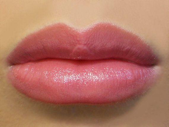 Ladylike - Pink Lipstick, Natural Vegan Lipstick  Pink -3556