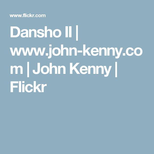 Dansho II | www.john-kenny.com | John Kenny | Flickr