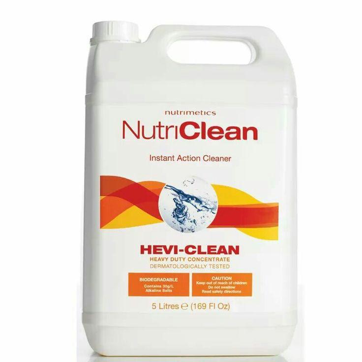 NutriClean Hevi-Duty 5 Litre
