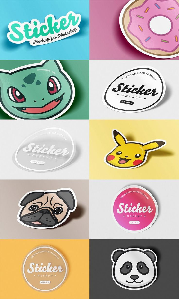 25 Best Sticker Mockup Psd Free Premium 2021 Hotskills Mockup Free Psd Download Graphic Design Posters Logo Mockup