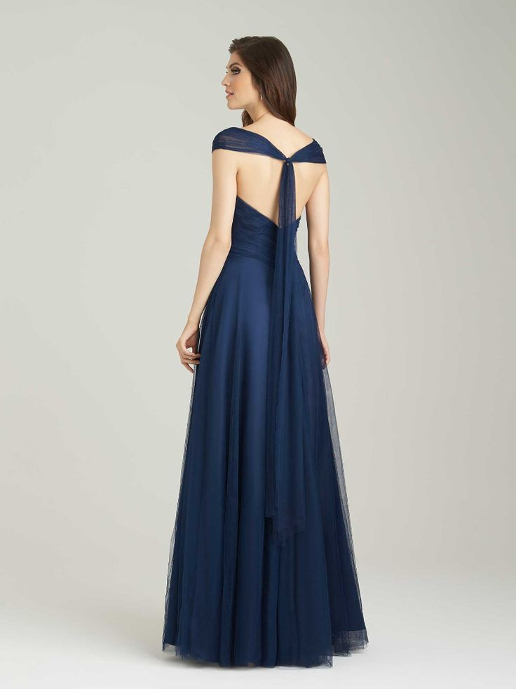 ALLURE BRIDESMAID DRESSES|ALLURE BRIDESMAIDS 1450|ALLURE BRIDAL|ALLURE BRIDESMAID - ALLURE BRIDESMAIDS