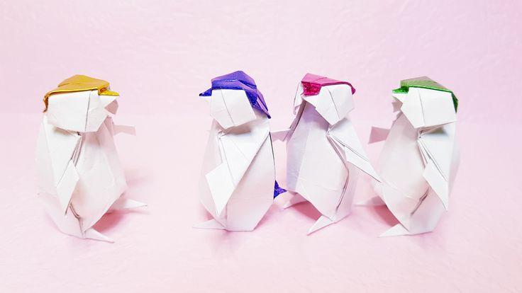 Penguin Chick by Kim Ju Hyun