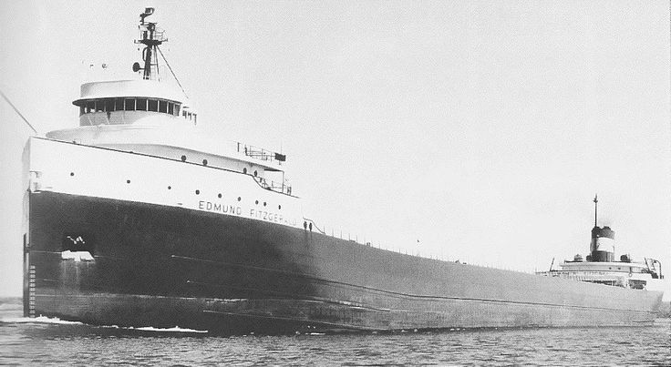 The Gales of November: Remembering the Edmund Fitzgerald 40 years later