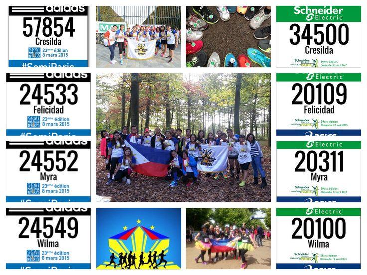 Semi-Marathon & Marathon de Paris 2015