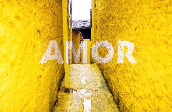 amor amarello
