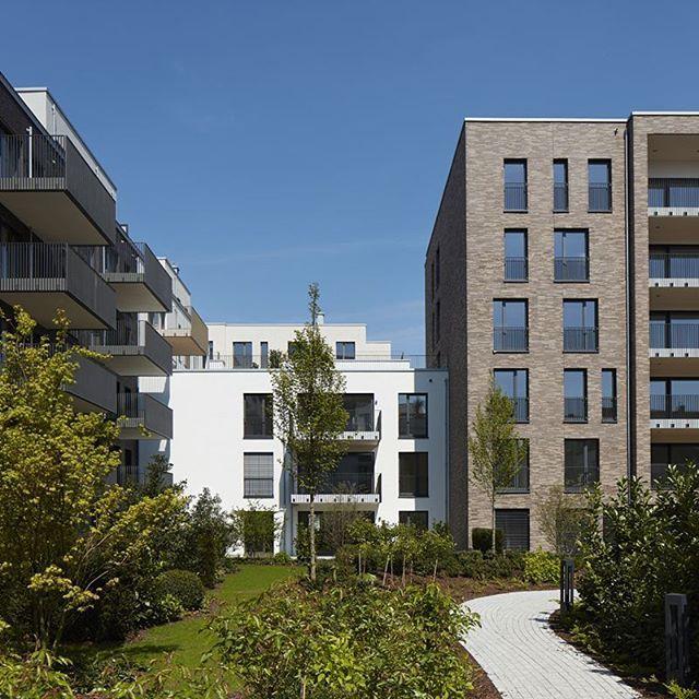 """NeO, Düsseldorf, DE - Sortierung """"Weimar Manchester Stockholm""""  #hagemeister #clinker #brick #brickarchitecture  #iarchitectures #architecture #archilovers #facade"""
