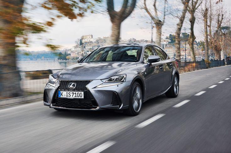 Lexus IS 300h F Sport Line - https://www.topgear.nl/autotests/lexus-is-300h-f-sport-line-2017-test/