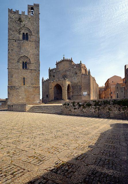 Erice,Sicilia