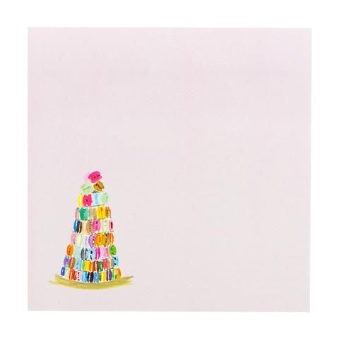 Macaron sticky notes by NUNUCO® #notepad #nunucodesign