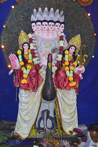 Kartik/ Saranan at Kamarpara, Chinsurah   by Indya Unrevealed ( A Lonely Traveller)