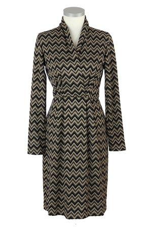 Shop L U C Y Box-Dress, Fake Drape by IOSOY now on nelou.com. Plus 8600 more designs.