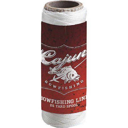 Cajun Bowfishing Line 25 yd Spool