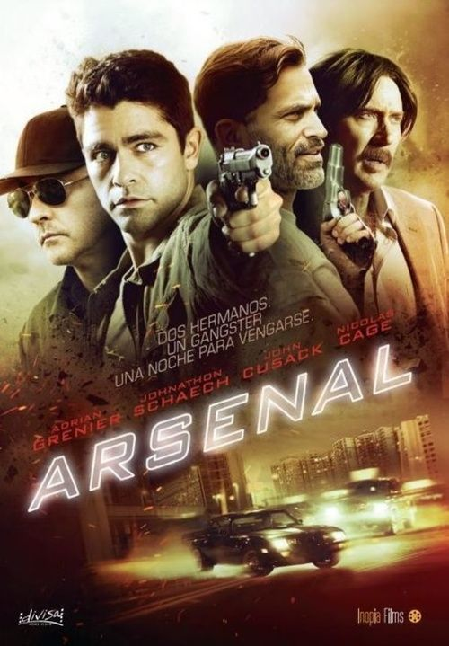Watch Arsenal (2017) Full Movie HD Free Download