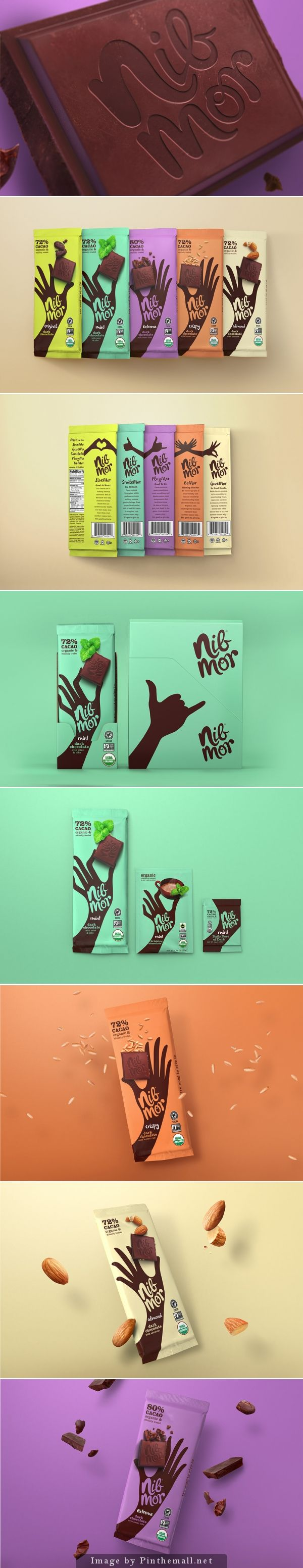 Nib Mor Packaging & branding