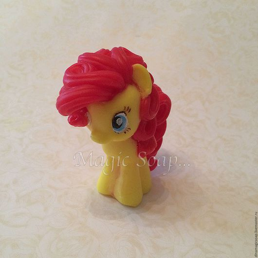 Мыло ручной работы. мыло  My little pony. дина (dinamagicsoap). Интернет-магазин Ярмарка Мастеров. Мыло, сувенирное мыло