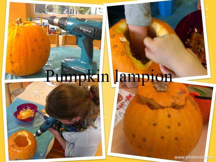 Pumpkin Lampion