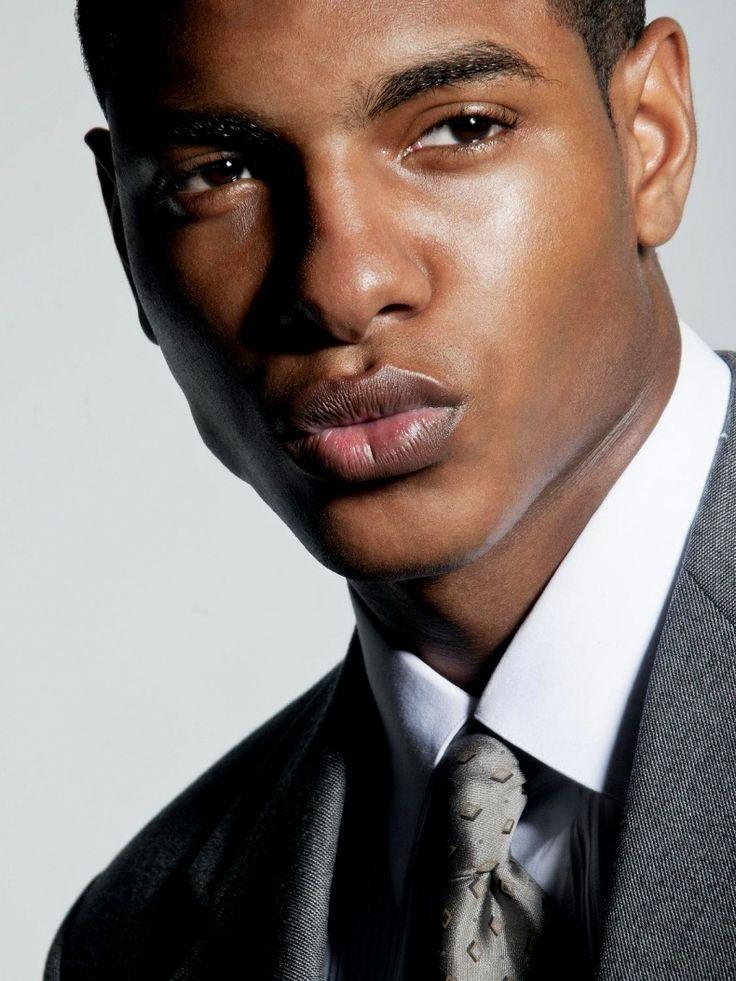 Handsome black guys pics