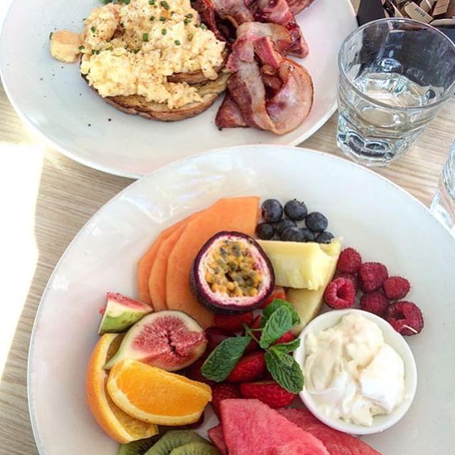 Yum! Breakfast delights at Bistro C.