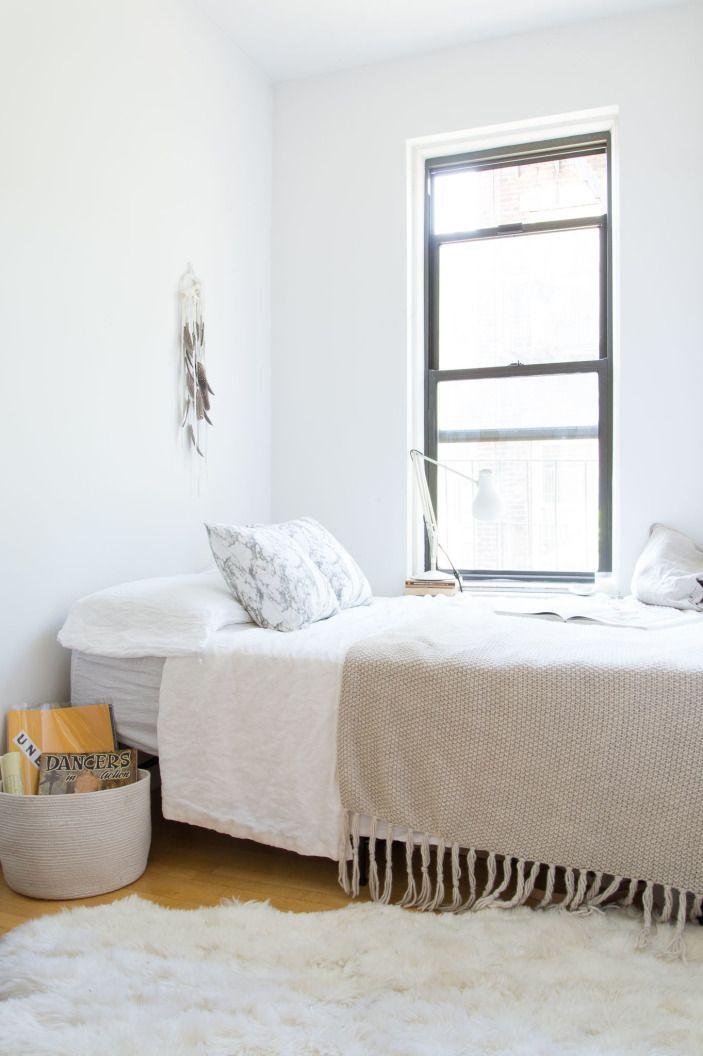 best 25 tall bed frame ideas on pinterest bedding. Black Bedroom Furniture Sets. Home Design Ideas