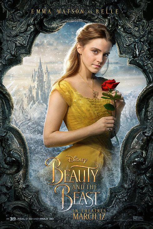 El Puffs. Poster de personajes #BeautyAndTheBeast