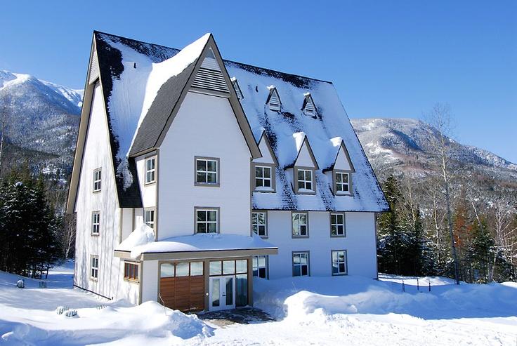 Gîte du Mont-Albert - Parcs Québec - Sépaq