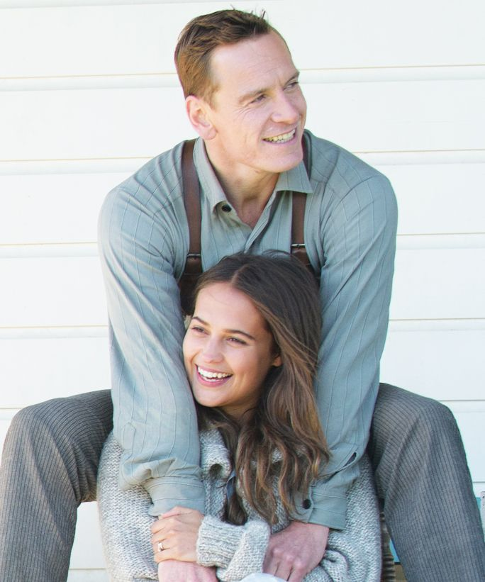 Alicia Vikander and Michael Fassbender Had Instant Chemistry When they First Met on the Dance Floor from InStyle.com